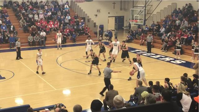 Highlights: Memorial storms past Washington on Senior Night