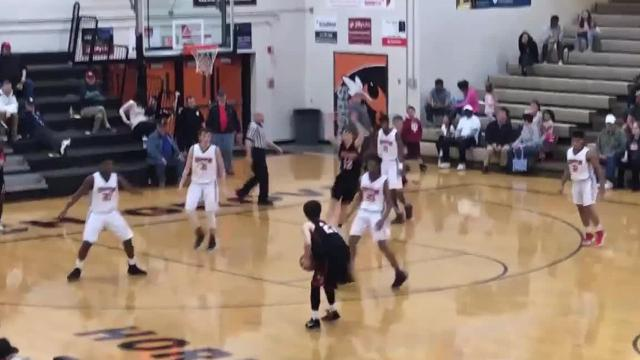Hoosier Hardwood Highlights: Beech Grove vs. Herron in boys basketball sectional action
