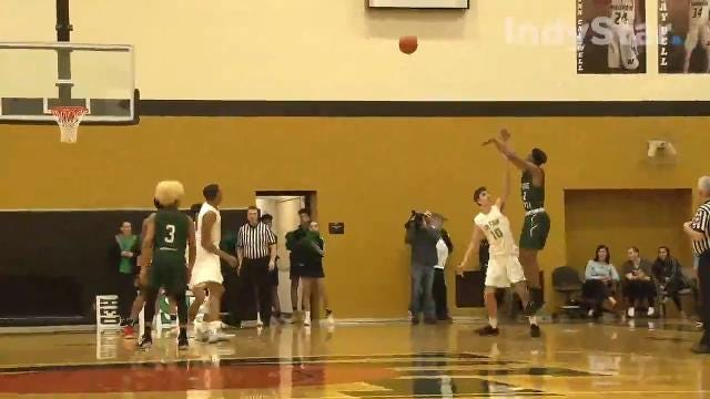 Hoosier Hardwood Highlights: Lawrence North opens tournament with win over Cathedral