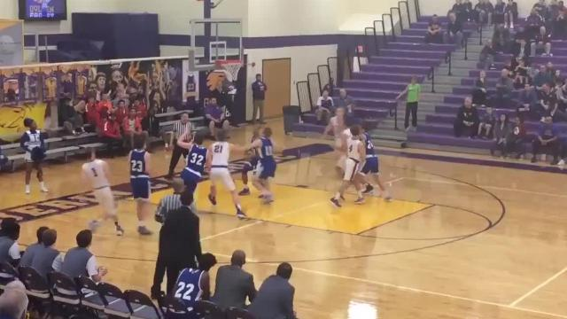 Hoosier Hardwood Highlights: Guerin Catholic vs. Bishop Chatard