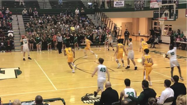 North took care of business against Central, while Jasper held off a late charge from Harrison in the IHSAA Class 4A sectional at North High School.
