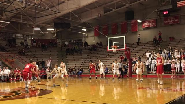 Vincennes Lincoln used an 8-2 run down the stretch to force overtime against Princeton in a hotly-contested first-round game in Class 3A Sectional 31. The Alices rode that momentum into the extra period and outlasted the Tigers, winning 62-59.