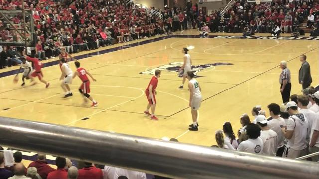 Highlights: Center Grove defeats North in the regional semifinal