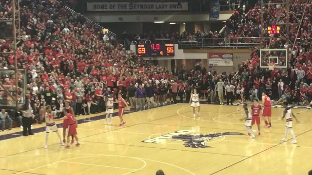 Romeo Langford had 39 points and 13 rebounds to lead New Albany past Center Grove, 69-56, in the Class 4A regional title game at Seymour. The five-star recruit is considering Indiana, Kansas and Vanderbilt.