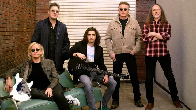 The Eagles (Joe Walsh, Vince Gill, Deacon Frey, Don Henley and Timothy B. Schmit) will perform March 12, 2018, at Bankers Life Fieldhouse. Tickets go on sale Dec. 8.