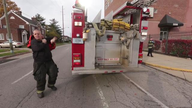 Indianapolis Fire Department's Engine 27, near 10th and Rural on the city's east side, is as busy as any in the city, and has been helping other agencies deal with a new drug, which uses bug spray to give a temporary high.