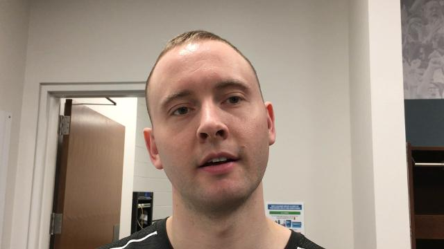 Emerson Kampen, a member of two Butler teams that made the Final Four, discusses how basketball has changed Butler University.