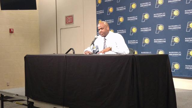 Pacers coach Nate McMillan: Raptors controlled glass, game