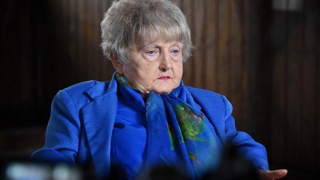 "The documentary ""Eva"" about Holocaust survivor Eva Kor premieres April 5."