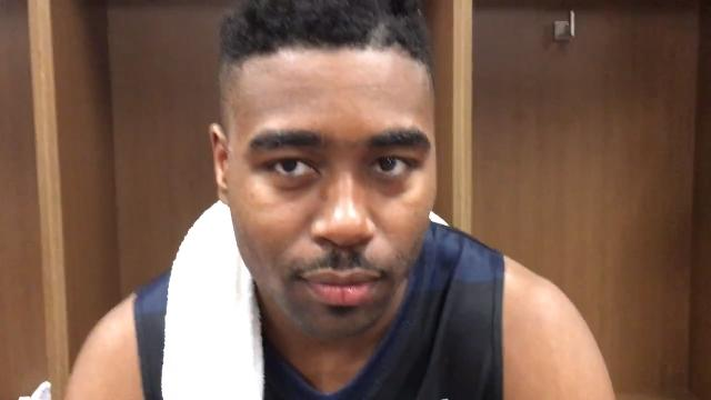 Kelan Martin finishes his Butler Bulldogs career in an NCAA tournament loss to Purdue.
