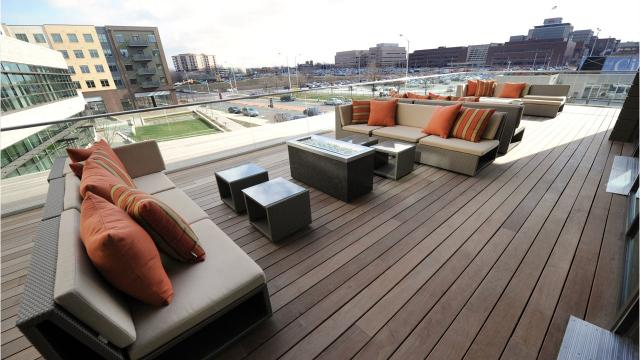 Rooftop Bars And Restaurants In Indianapolis
