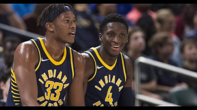 Myles Turner: The Pacers' X-Factor