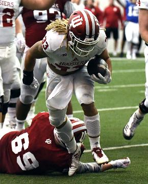 IU Insider Zach Osterman and IndyStar contributor Teddy Bailey discuss the good, the bad and the important from IU's spring football game Saturday.