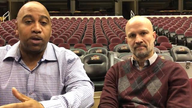 IndyStar's J. Michael and Gregg Doyel discuss how the Indiana Pacers defeated the Cleveland Cavaliers.