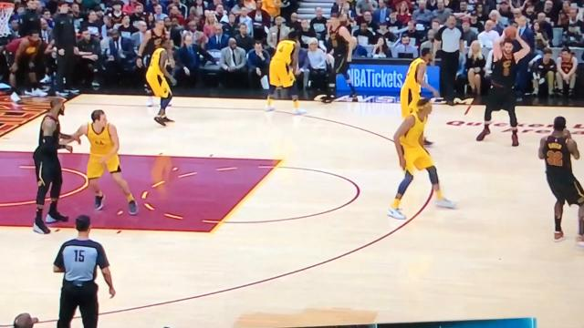 Pacers insider J. Michael breaks down what Indiana did to contain the Cavs offense in their Game 1 win.