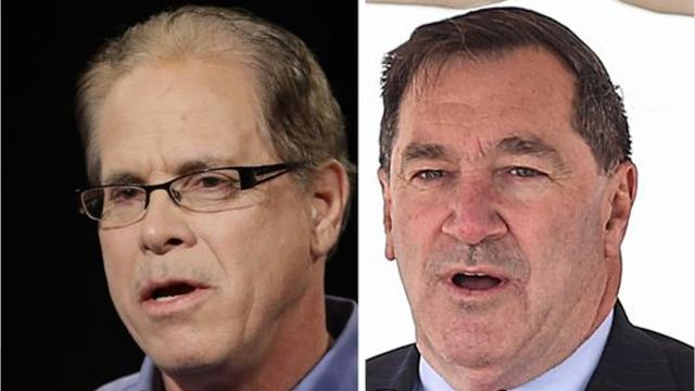 GOP challenger Mike Braun and Democratic incumbent Joe Donnelly will face off in November. Here's a look at the U.S. Senate candidates and the issues they face.