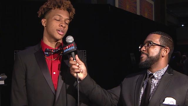 Iu Recruit Romeo Langford Will Probably Beat You In Fortnite