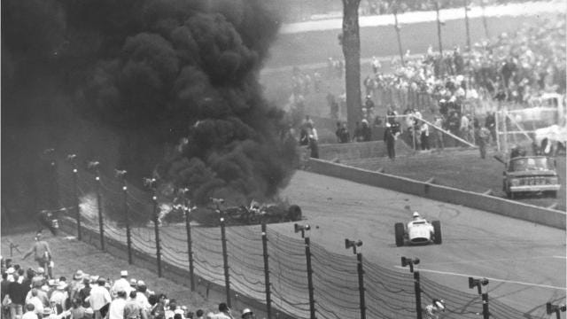Here are 10 incidents that resulted in death at Indianapolis Motor Speedway.