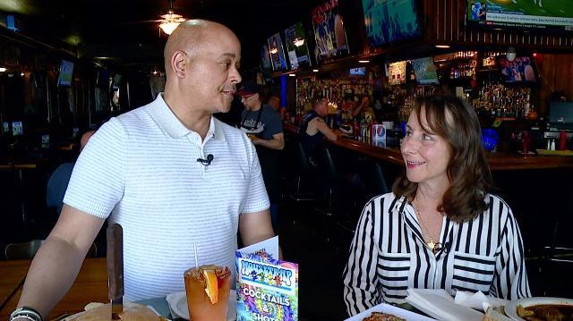 IndyStar's Liz Biro joins Fox59's Sherman Burdette at the Mousetrap Bar & Grill (5565 N. Keystone Ave.).