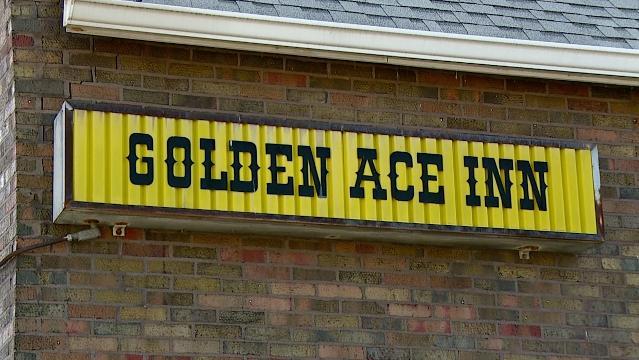 IndyStar's Liz Biro joins Fox59's Sherman Burdette at the Golden Ace Inn (2533 E. Washington St.).