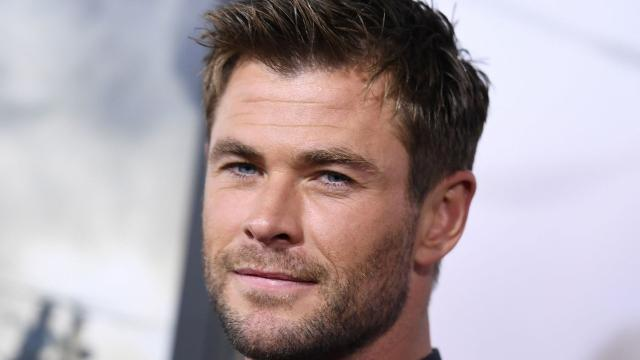 """Chris Hemsworth, star of the """"Thor"""" movies and """"12 Strong,"""" will be one of the celebrities at the Indianapolis 500 in 2018."""