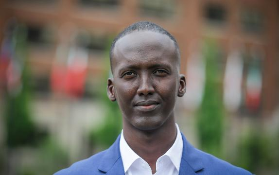 Eli Lilly and Company Investor Relations Analyst, and former Somali refugee, Mohamed Osman Mohamed wants to bring awareness to World Refugee Day which takes place on June 20th.