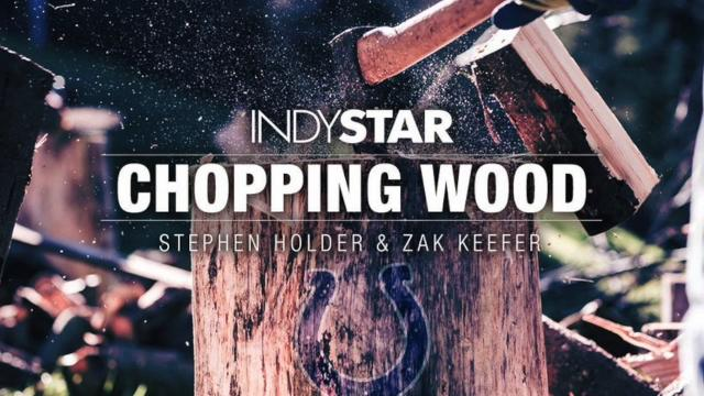 IndyStar Colts insiders Stephen Holder and Zak Keefer discuss the Colts offseason, Andrew Luck's progress and more.