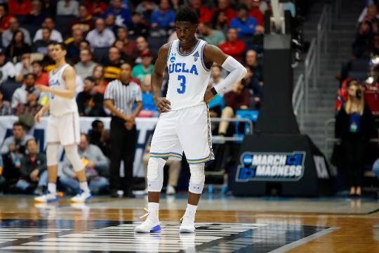 Aaron Holiday, the No. 23 draft pick from UCLA, discusses being picked by the Indiana Pacers.