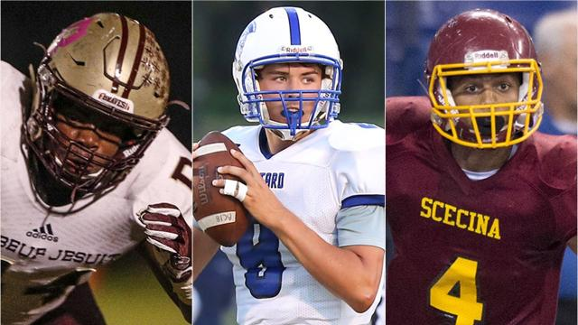 IndyStar Preps Insider Kyle Neddenriep continues to get you ready for the high school football season. Here are 10 players from Class 3A to A schools in the Indianapolis-area to keep an eye on this year.