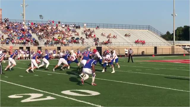The North edged the South as they blocked a last-second field goal for the 27-24 win.