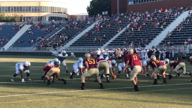 Reitz and Mater Dei scrimmaged on Friday evening at the Reitz Bowl. The regular season starts next week.