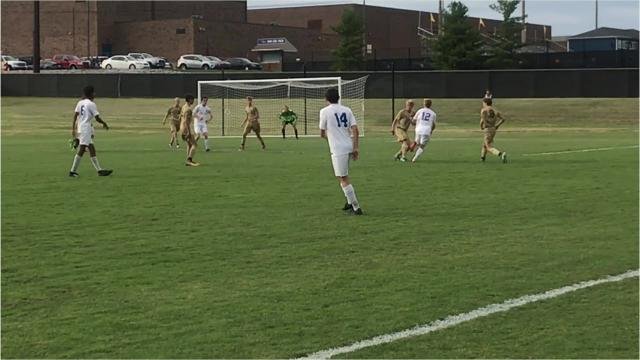 Castle defeated Central, 8-0, and Reitz held off North, 2-1, in the Class 3A soccer sectional opening round.