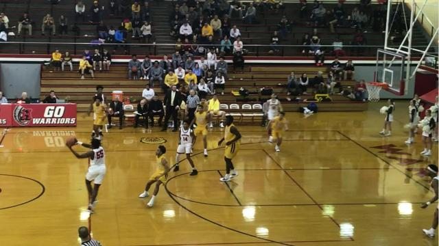 Harrison picked up a 64-60 victory in its SIAC opener against Central. Four starters scored in double figures for the Warriors.