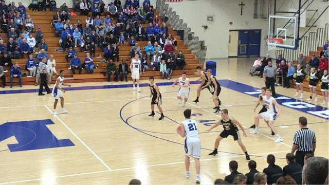 Sam DeVault scored a game-high 23 points for Memorial in a win over Jasper. The Tigers are undefeated going into the River City Showcase.