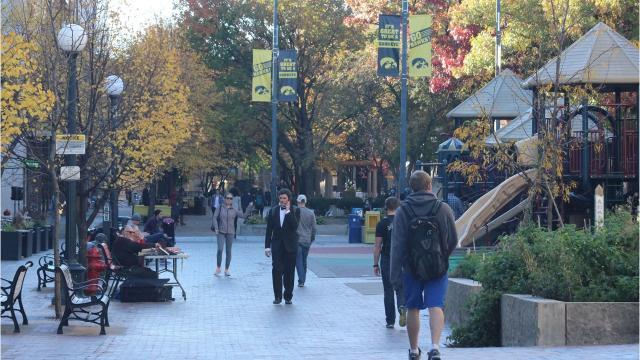 Iowa City planning pedestrian mall overhaul
