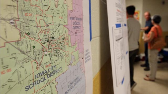 "A record number of voices across the community weighed in Tuesday, saying ""yes"" to the Iowa City Community School District's bond referendum. Iowa City Community School District officials have said the $191.5 million bond measure is the largest of its kind in Iowa history."