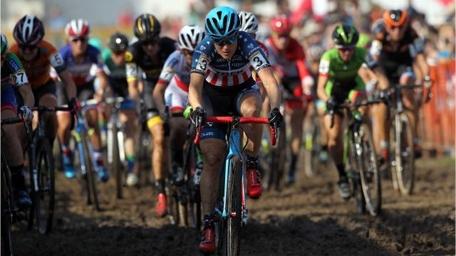 The world's best cyclo-cross riders will be in Iowa City from Friday to Sunday as part of the Jingle Cross/Telenet UCI Cyclo-Cross World Cup festival.