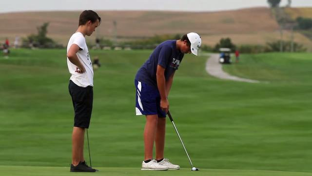 Cedar Rapids Prairie's Ian Johnston is raising money for the Area Substance Abuse Council after his brother Seth Carnicle, 23, died from a heroin overdose. His donation page can be found at https://www.ajga.org/ll/Member/Default.aspx?UID=208225