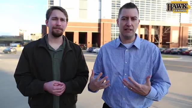 Chad Leistikow and Matt Bain report on Iowa's signing day.