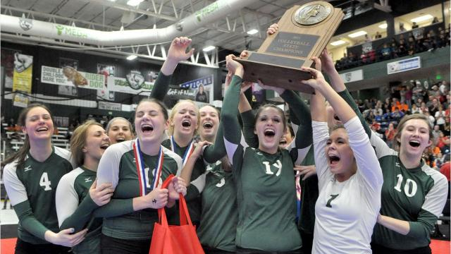 """The Miracle Season"" tells the story of the 2011 West High Volleyball team. Star player Caroline Found died in a moped accident, but the players came together to make history."