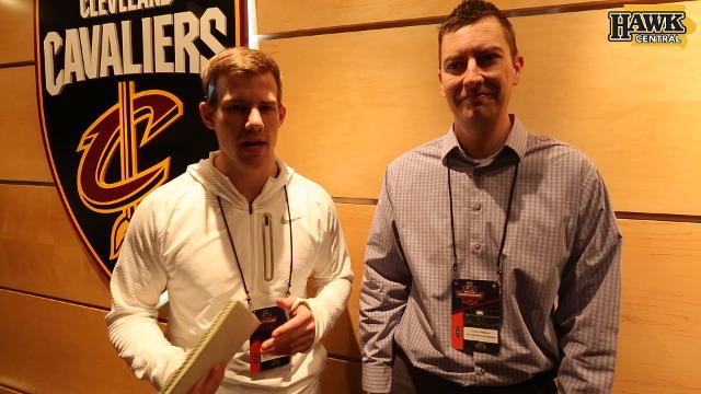 """Des Moines Register's Chad Leistikow and Cody Goodwin preview tonight's """"blood round"""" and semifinal matchups."""