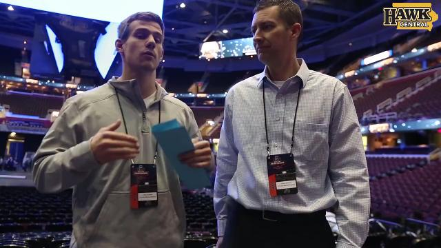 Des Moines Register's Chad Leistikow and Cody Goodwin look at Iowa's third place finish and Spencer Lee's championship as a true freshman.