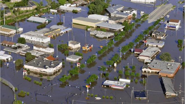 Iowa flood 2008: 10 years later