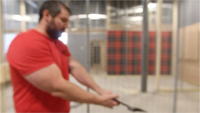 Hatchet Jack's co-owner and co-founder talks about opening their new ax-throwing establishment along Highway 1.