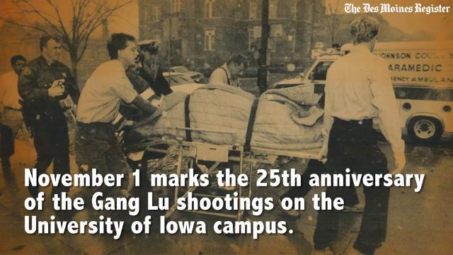 From 2016: Nov. 1, 2016  marked the 25th anniversary of the Gang Lu shootings, in which a Ph.D. graduate killed five people and seriously injured another before taking his own life.