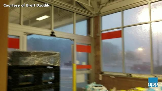 RAW VIDEO: Tornado touches down in Howell
