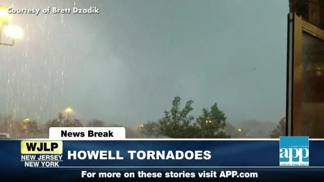 NewsBreak: NWS confirms 2 tornadoes in Howell