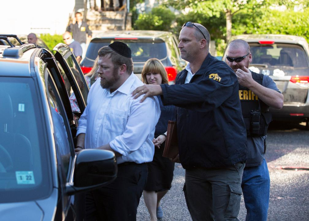 WATCH:  Lakewood Rabbi faces  welfare fraud charge