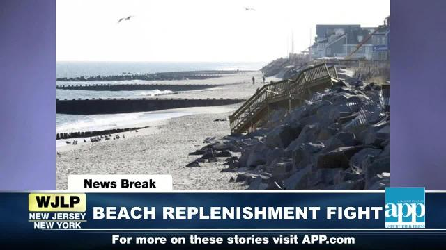 NewsBreak: Ocean County beach replenishment ruling
