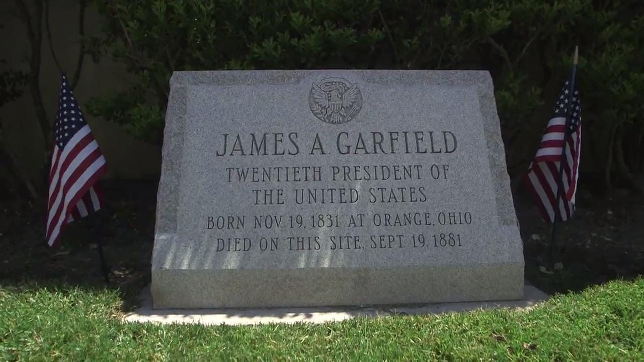 Weird NJ: Presidential death at Jersey shore